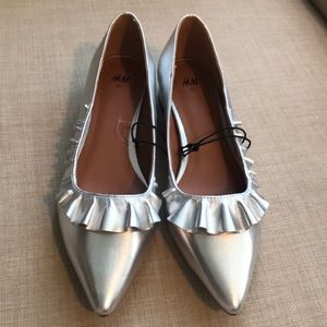 Silver flats